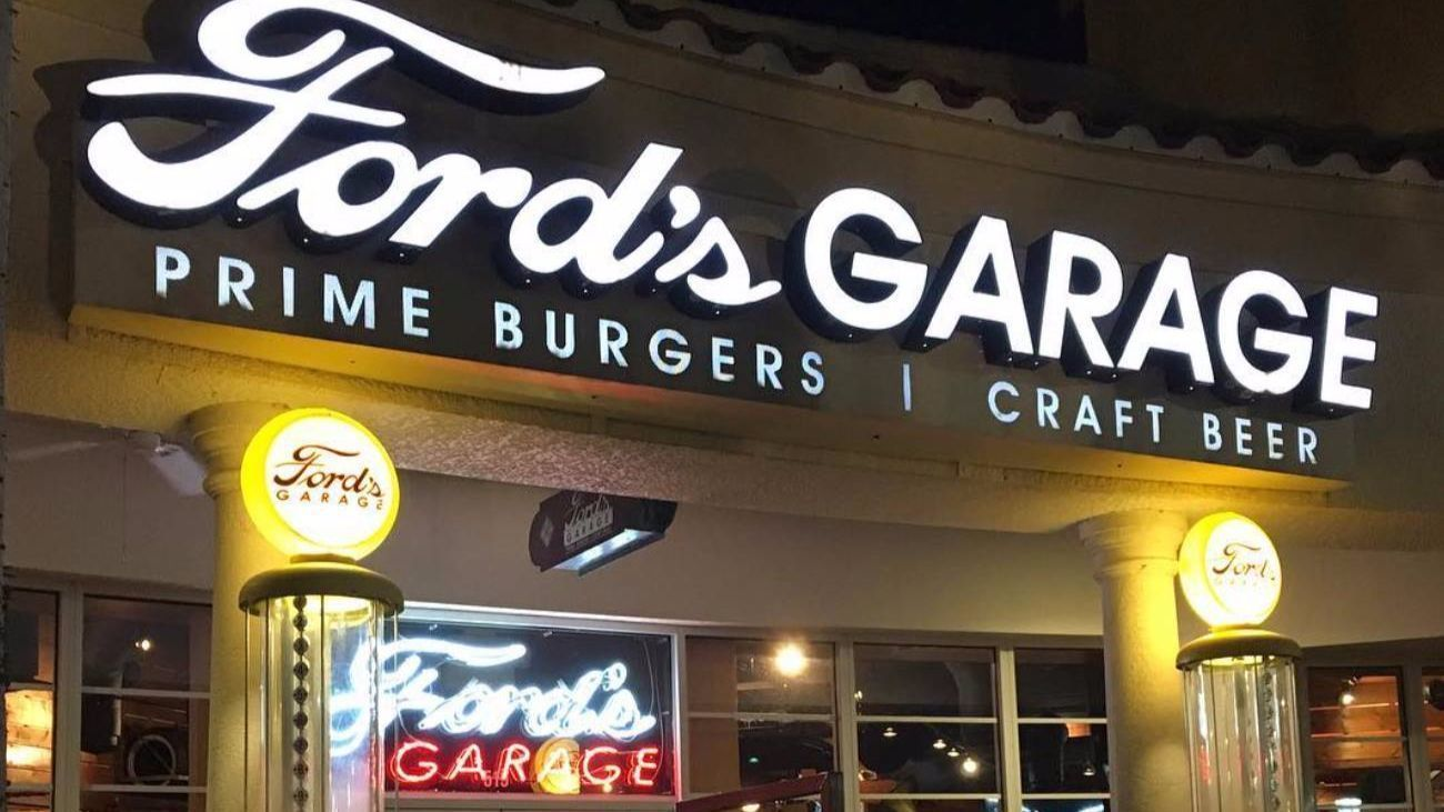 Ford themed restaurant revving into central florida orlando sentinel
