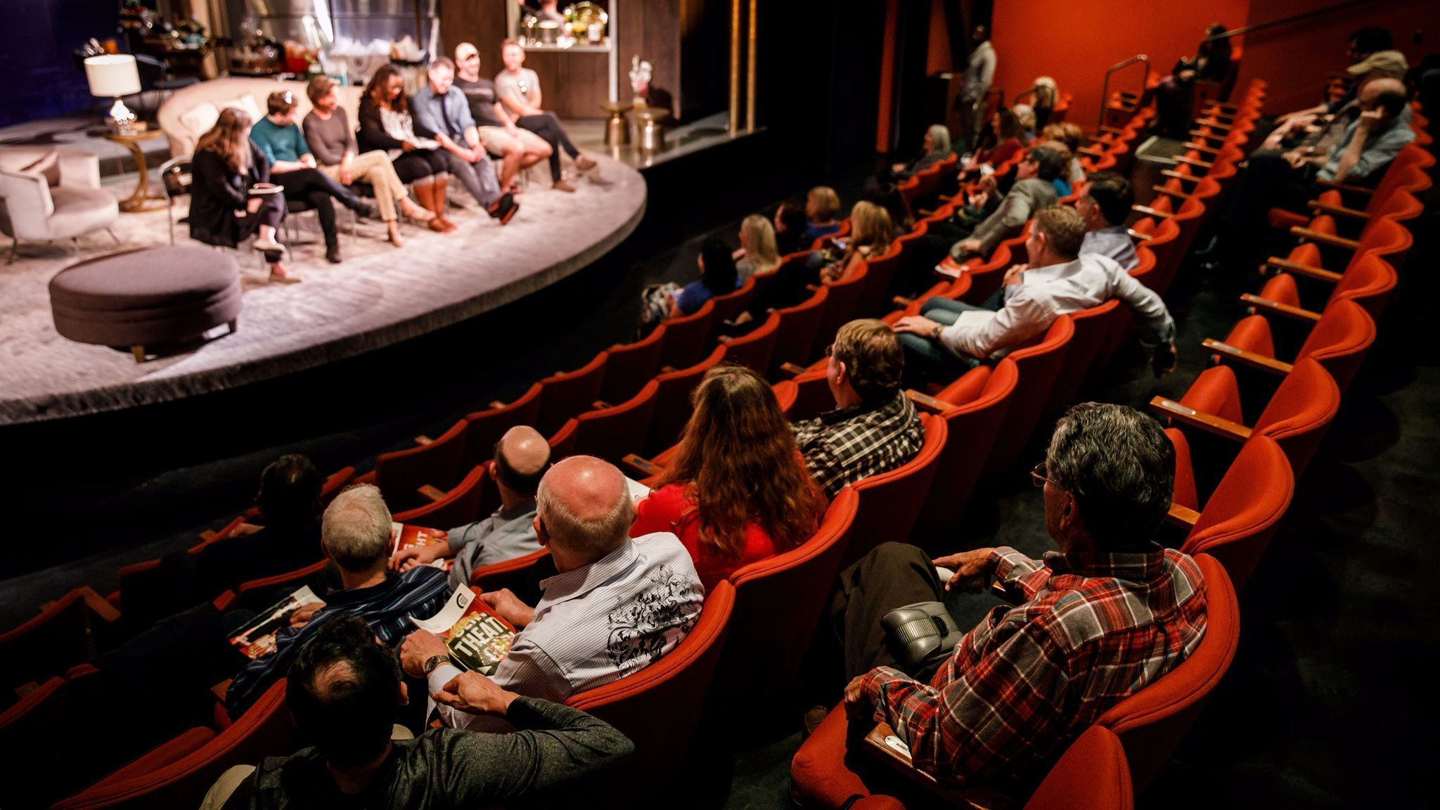 The theater talkback: Why they're popular, and why ...