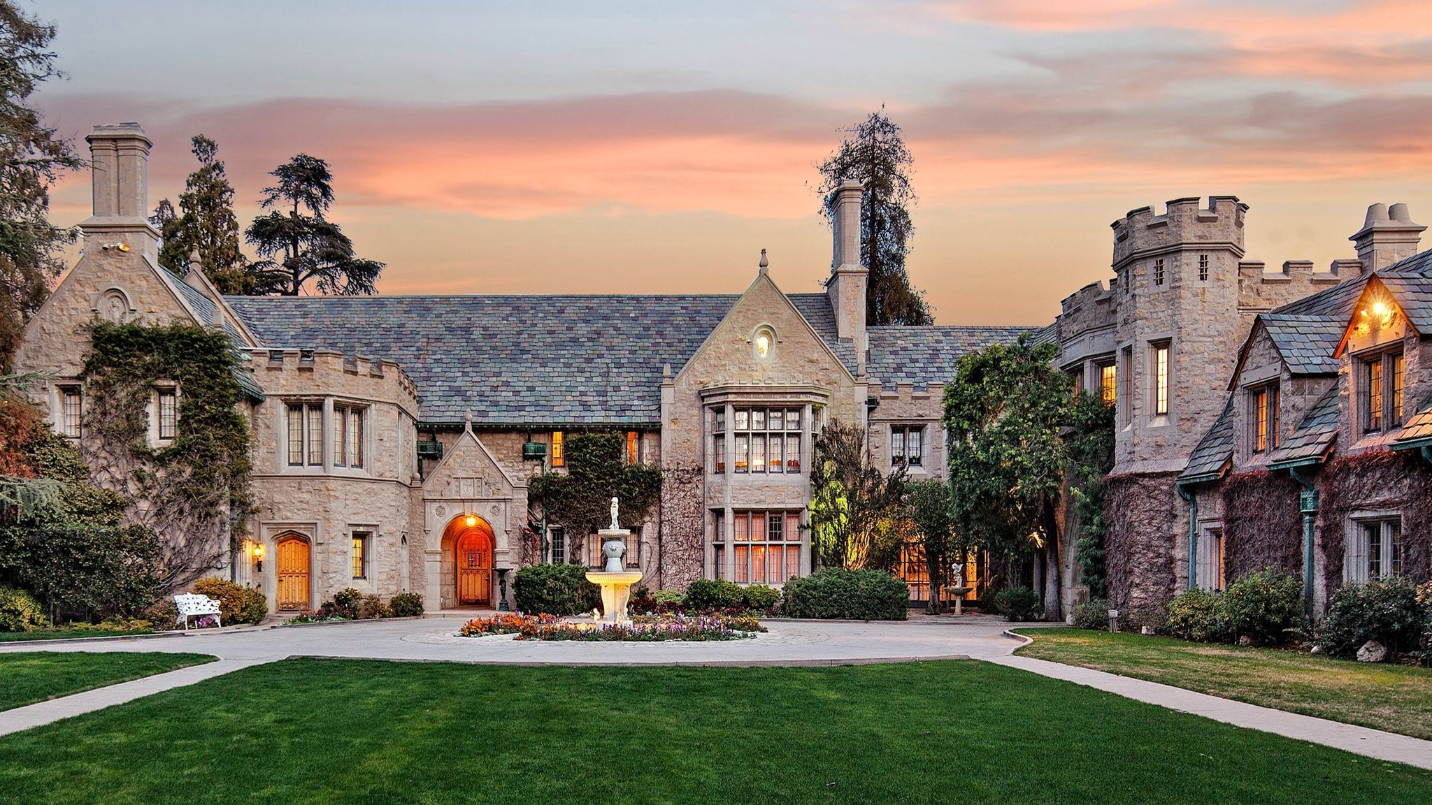 The Playboy Mansion Has Found A Buyer: Hugh Hefner's Playboy Mansion Was Hedonistic Headquarters