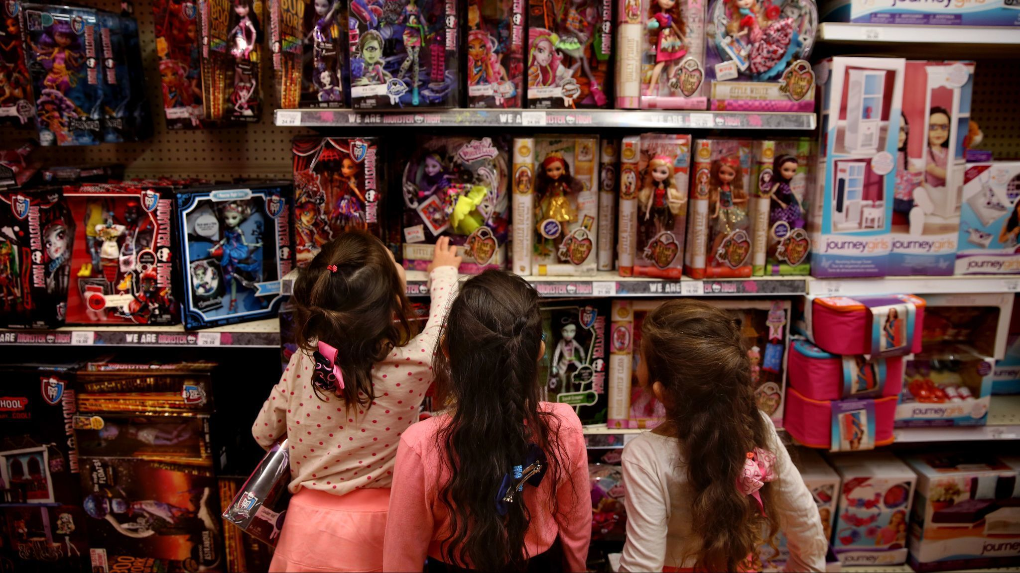 Toys R Us Owes Big Money To Toymakers. Its Bankruptcy
