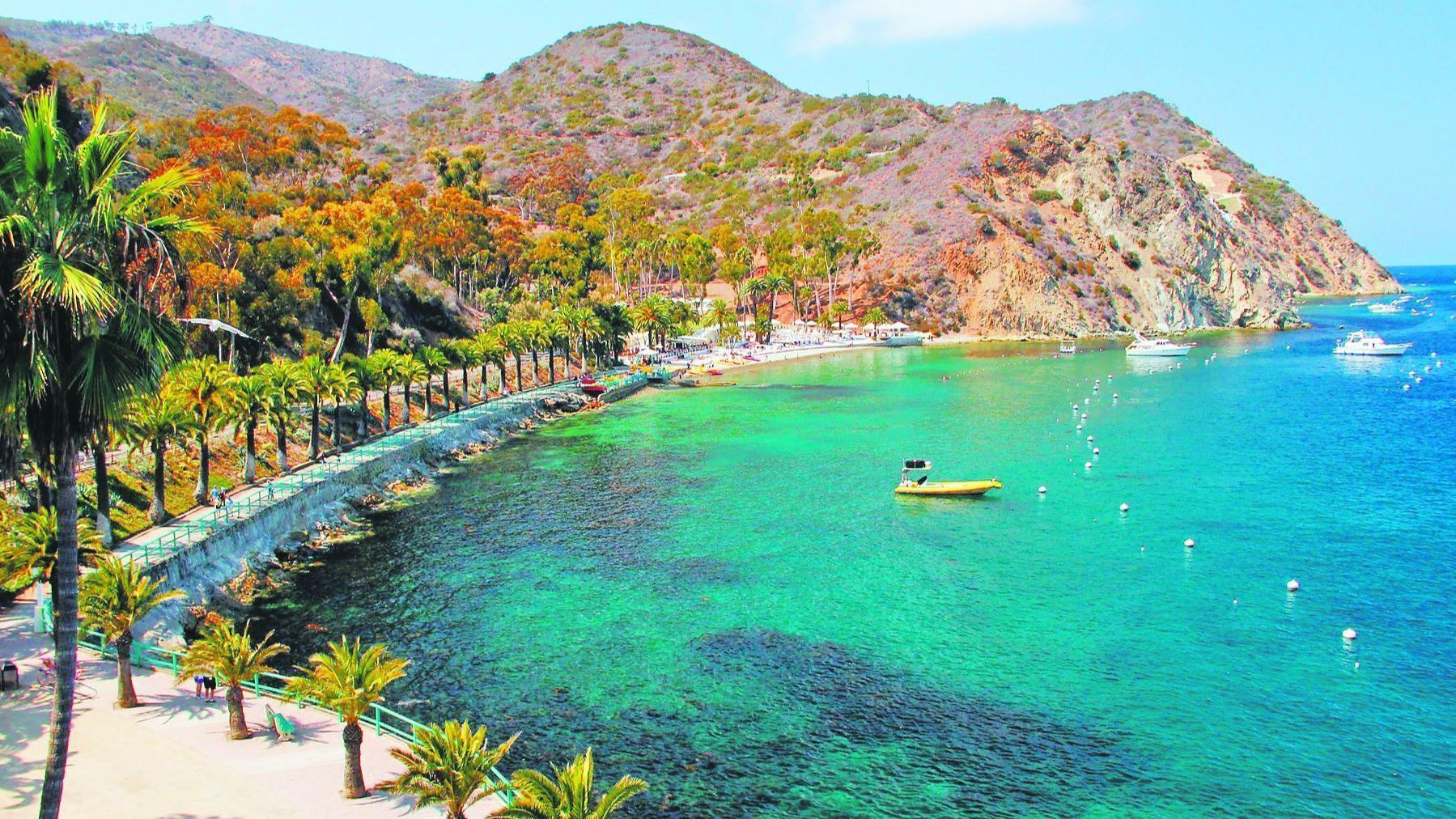 Stay More Than A Day To Get The Most Of Catalina Island San Go Union Tribune