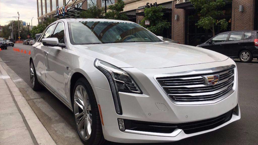 Cadillac Super Cruise Semi Autonomous System Plays It Safe Smart