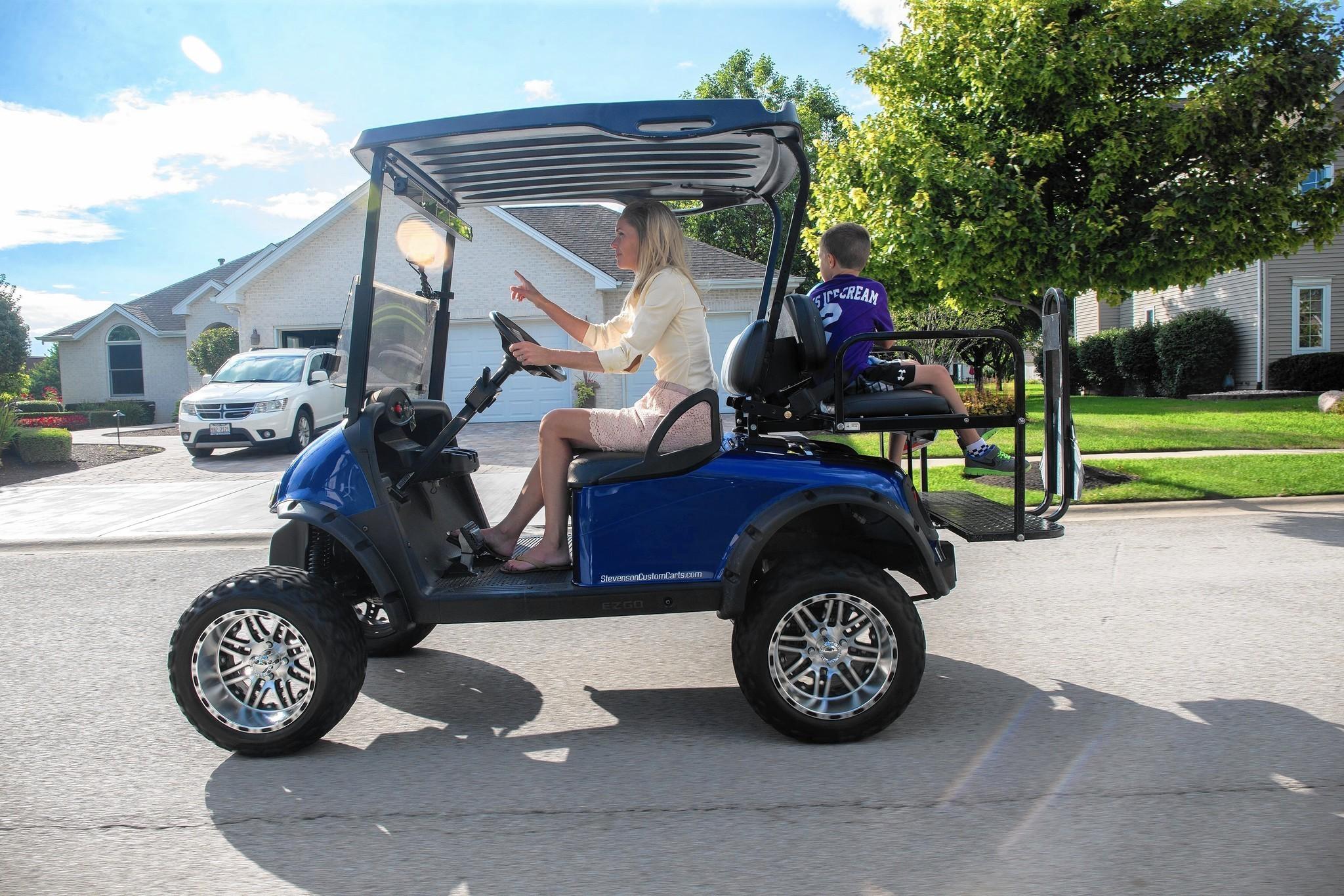 Yorkville OKs new golf cart policy - Aurora Beacon-News