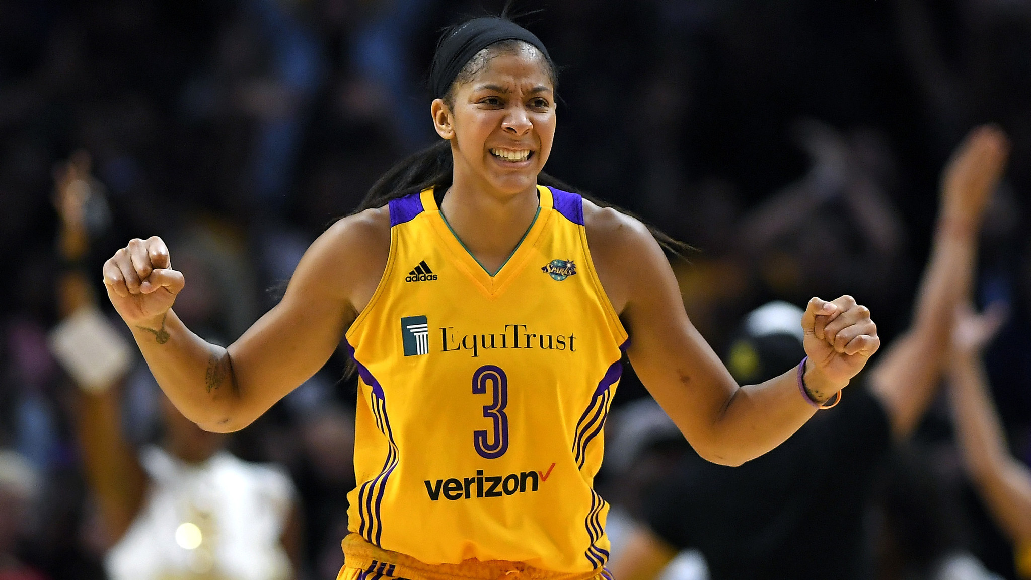 Sparks On Verge Of Wnba Title Repeat Thanks In Part To