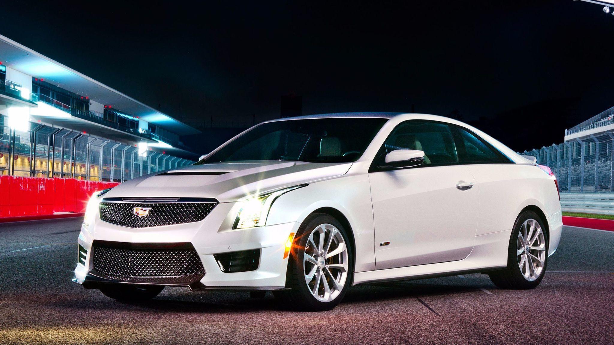 2017 Cadillac ATS-V: Under-the-radar speedster - The San ...
