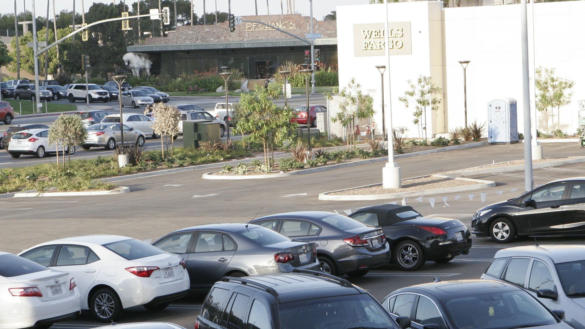 westfield utc to charge for parking after 2 hours la jolla light