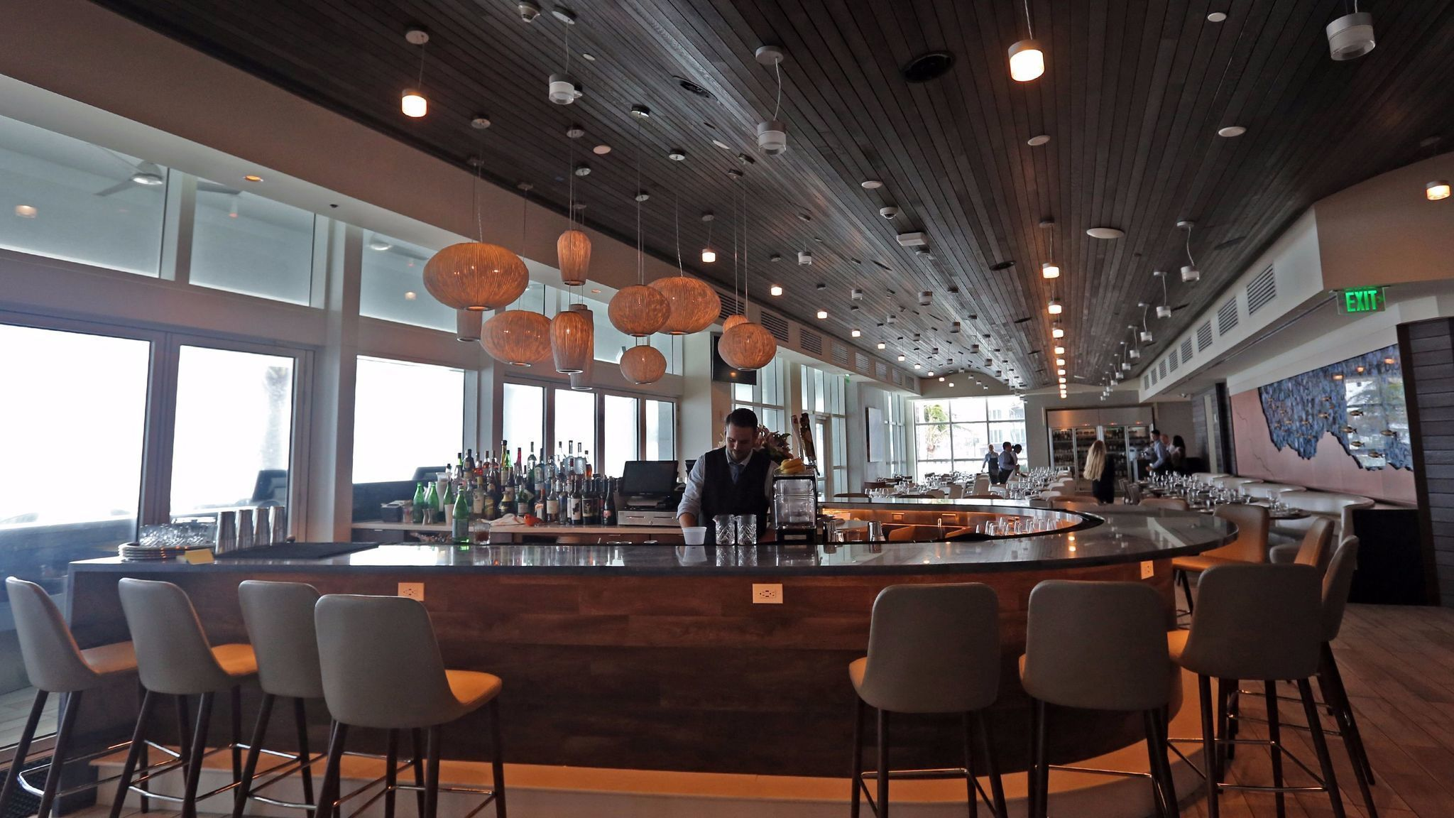 Conrad Fort Lauderdale Previews Rooms Restaurants Ahead Of Oct 10 Opening Sun Sentinel