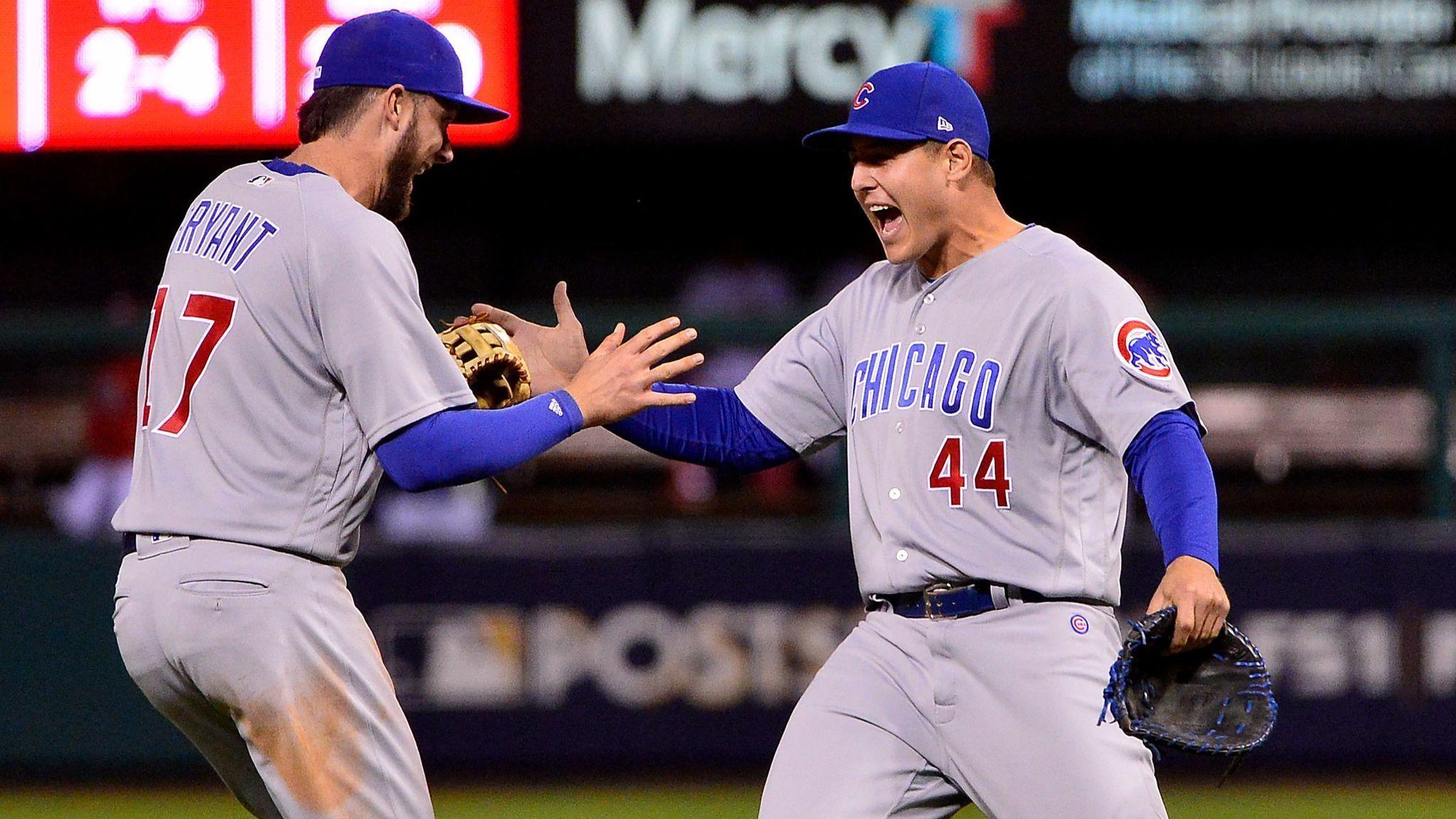 NLDS at a glance  Cubs vs. Nationals - The San Diego Union-Tribune 0a563c5e70e