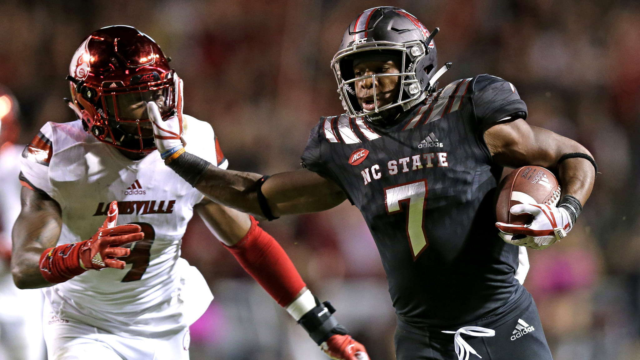 wtop.com College football  No. 24 N.C. State topples No. 17 Louisville ecd7aab6f77e