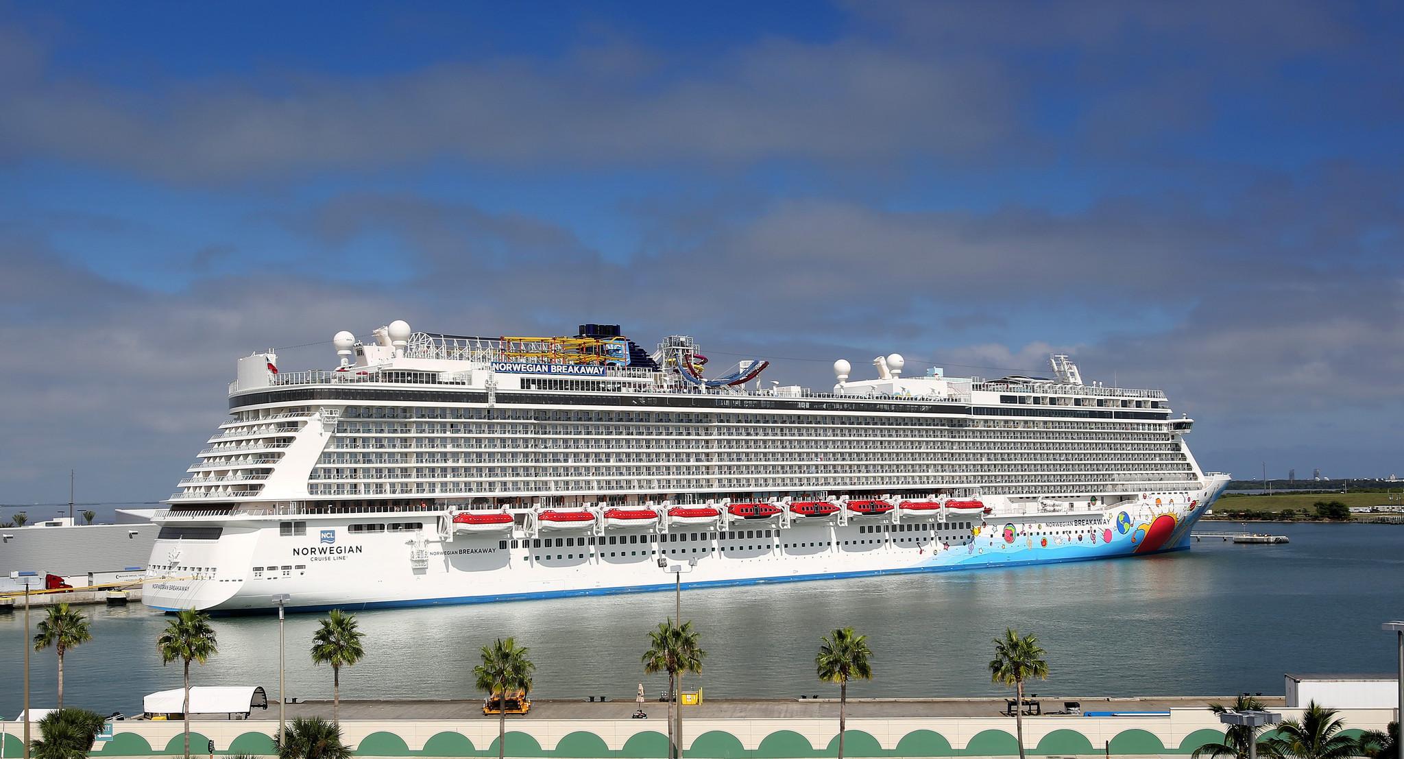 Norwegian Cruise Line Shuffle Sends Breakaway To New