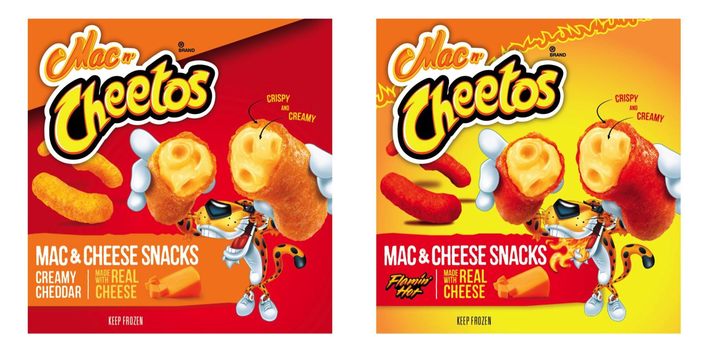 Burger Kings Mac N Cheetos Hit The Frozen Aisle