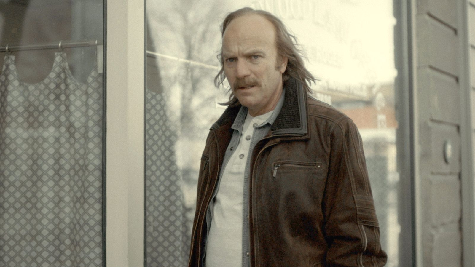 "Ewan McGregor as Ray Stussy in ""Fargo"" on FX."