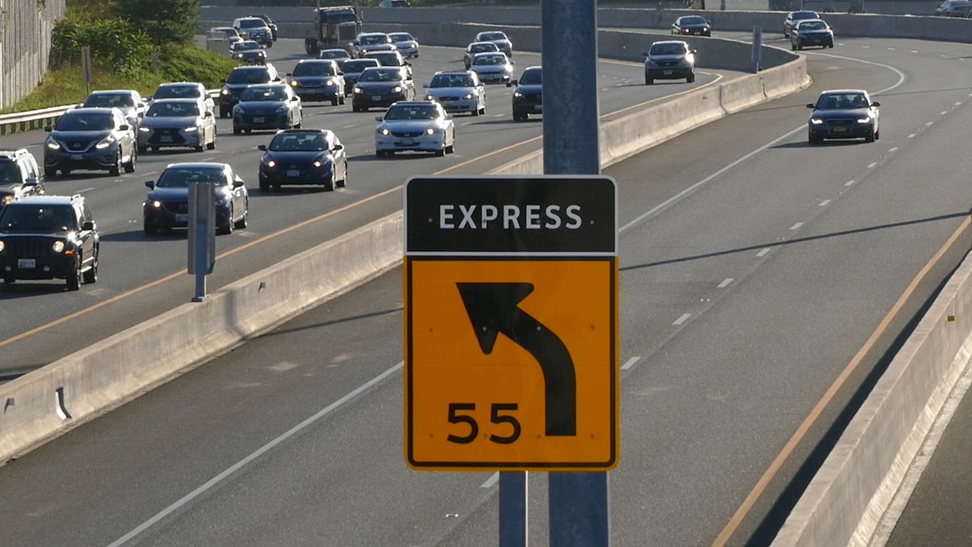 Designed wisely, express lanes can reduce travel time, bring revenue