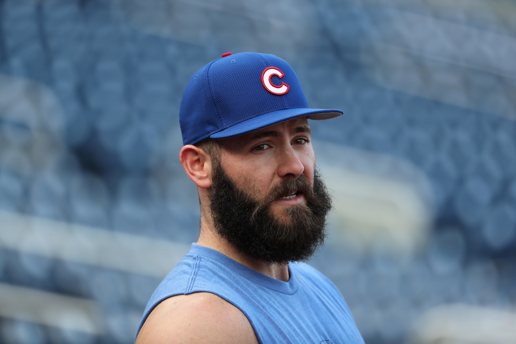Cubs starter Jake Arrieta 'good to go' for Game 4 of NLDS ...