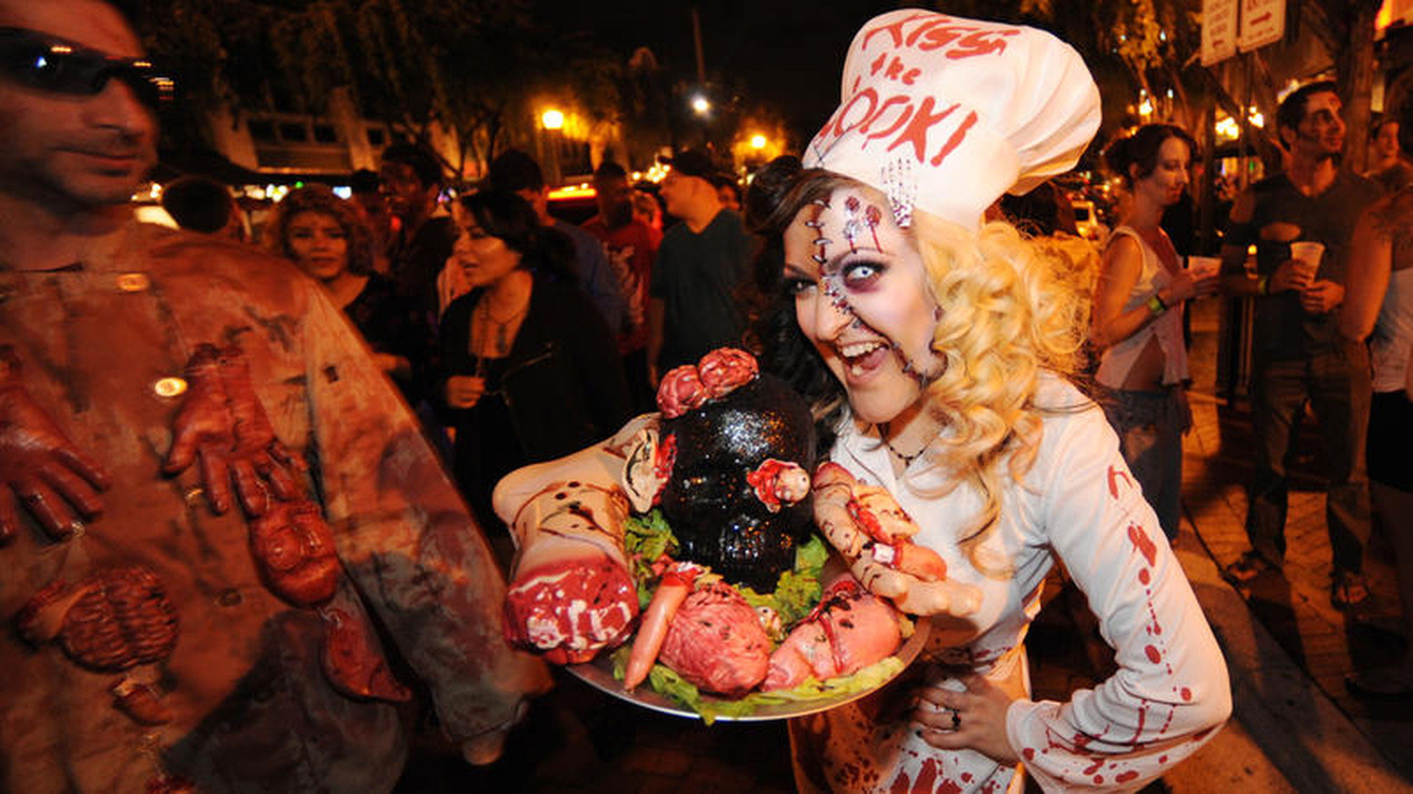12 reasons to freak out over halloween in south florida - sun sentinel