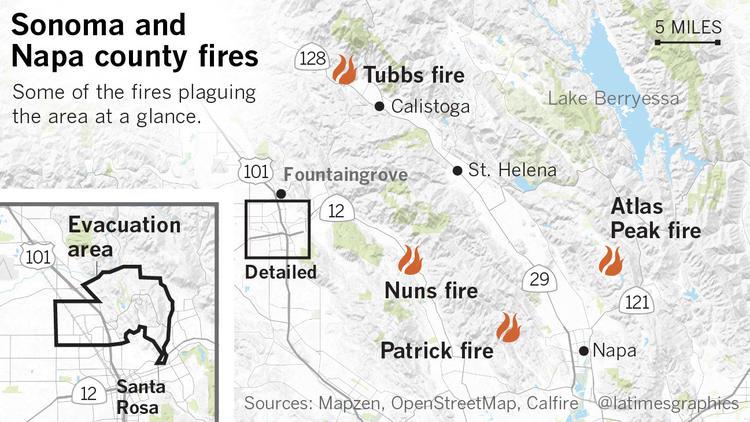 California Fires Sonoma Napa Anaheim Hills Sherdog Forums