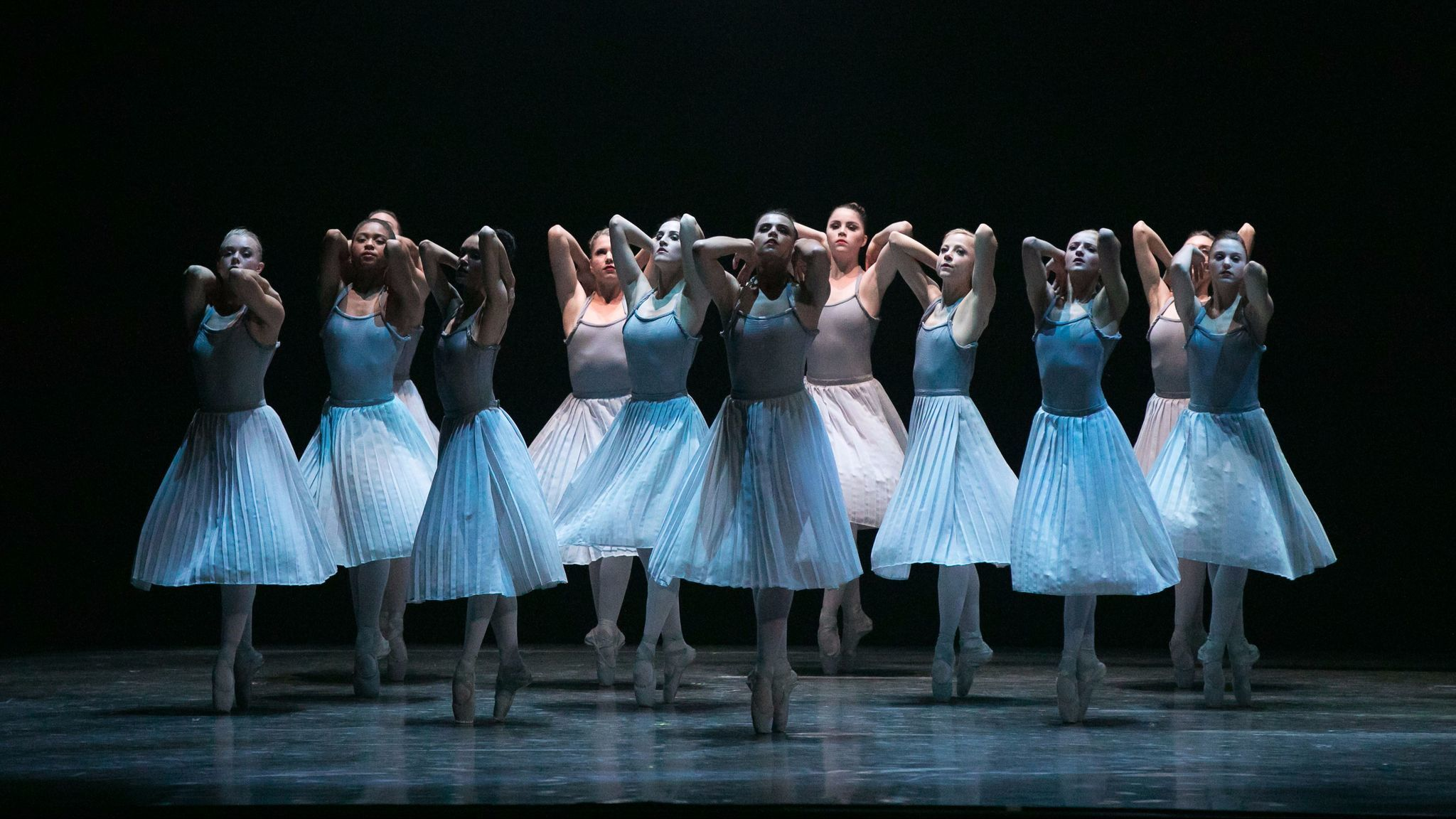 "The L.A. Ballet ensemble in ""This Is You."""