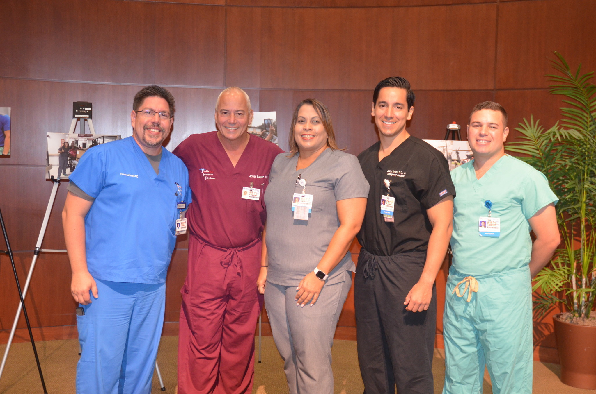 It Changed My Life Orlando Doctors Returning From