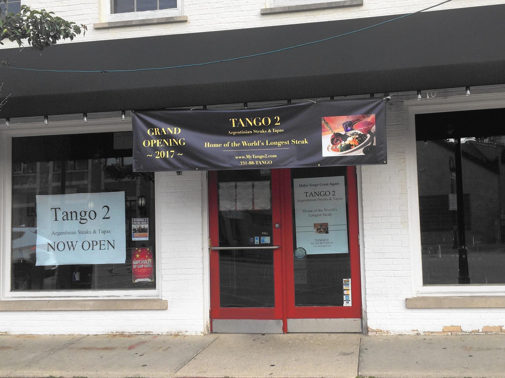 Tango S Back Halsted Street Closed Le Chocolat Opens Second Naperville Sun