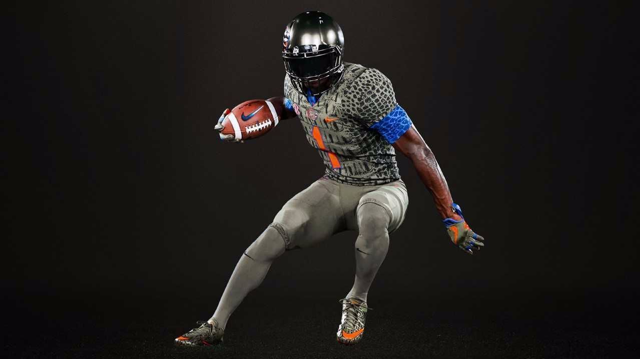 buy popular 0f1e0 5365a New UF football uniforms inspired by real gators - Orlando ...