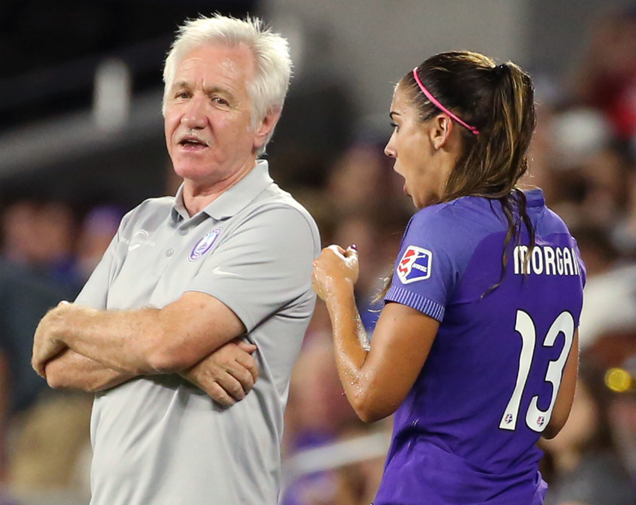 Orlando Pride coach Tom Sermanni discusses 2017 Pride season - Orlando  Sentinel 94fa0192c44c