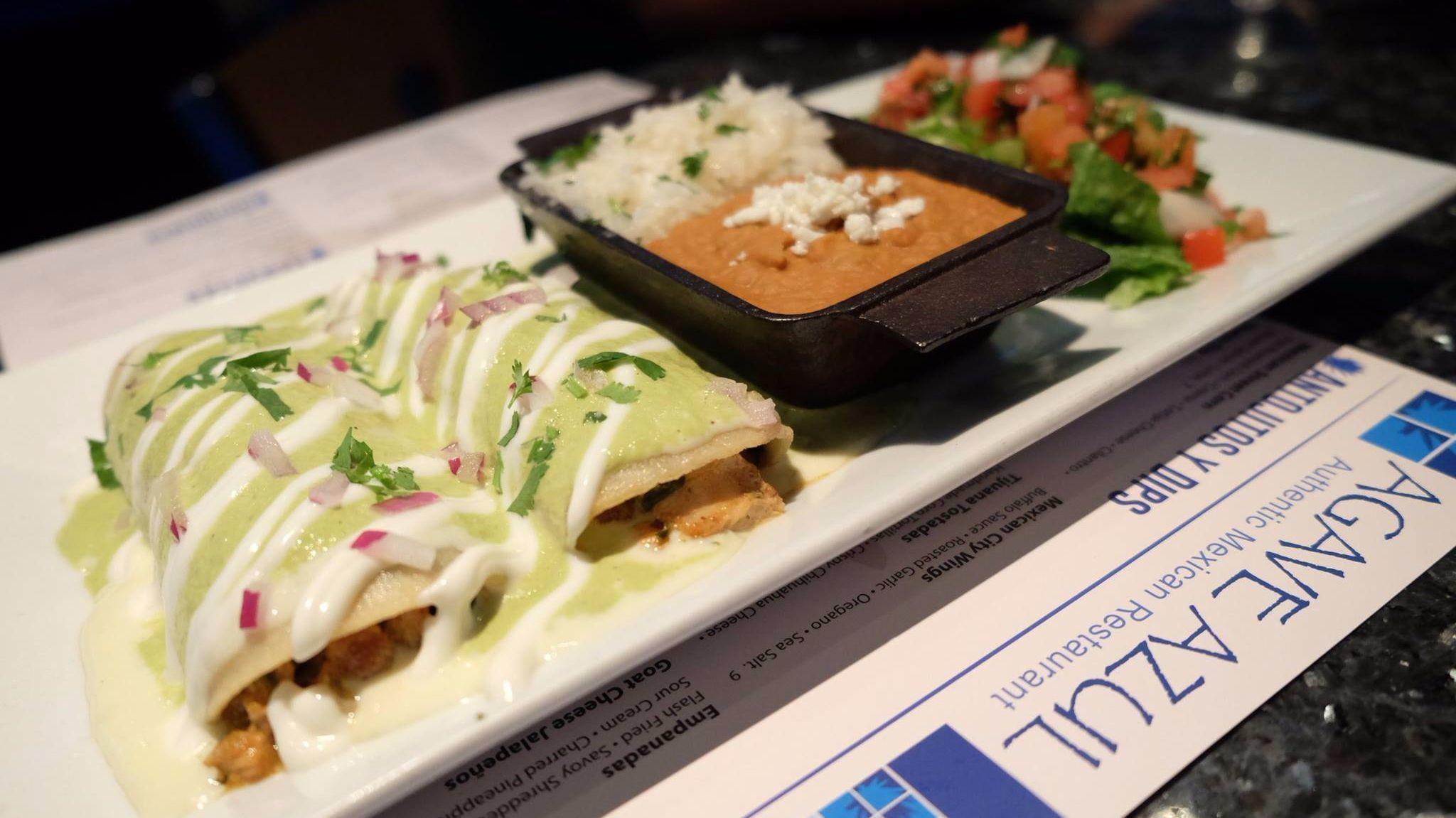 Mexican Restaurant Agave Azul Heading To Winter Park Maitland Orlando Sentinel