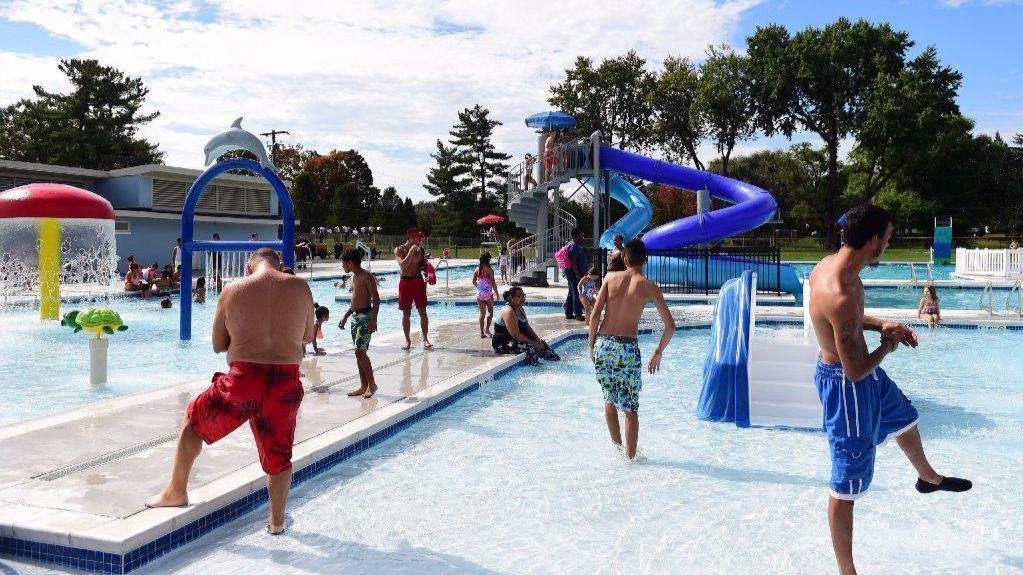 Cedar beach pool lost water for days ahead of october - Cedar beach swimming pool allentown pa ...