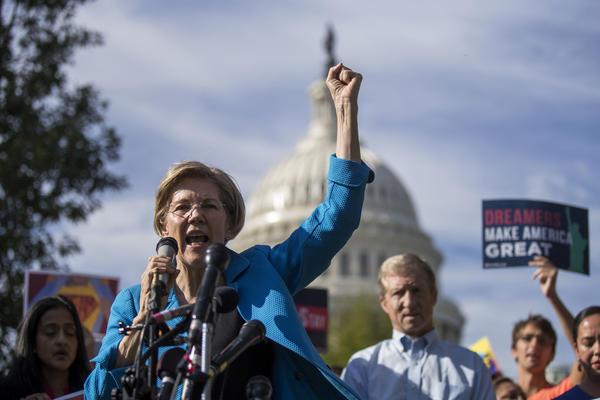 Elizabeth Warren Fundraisers