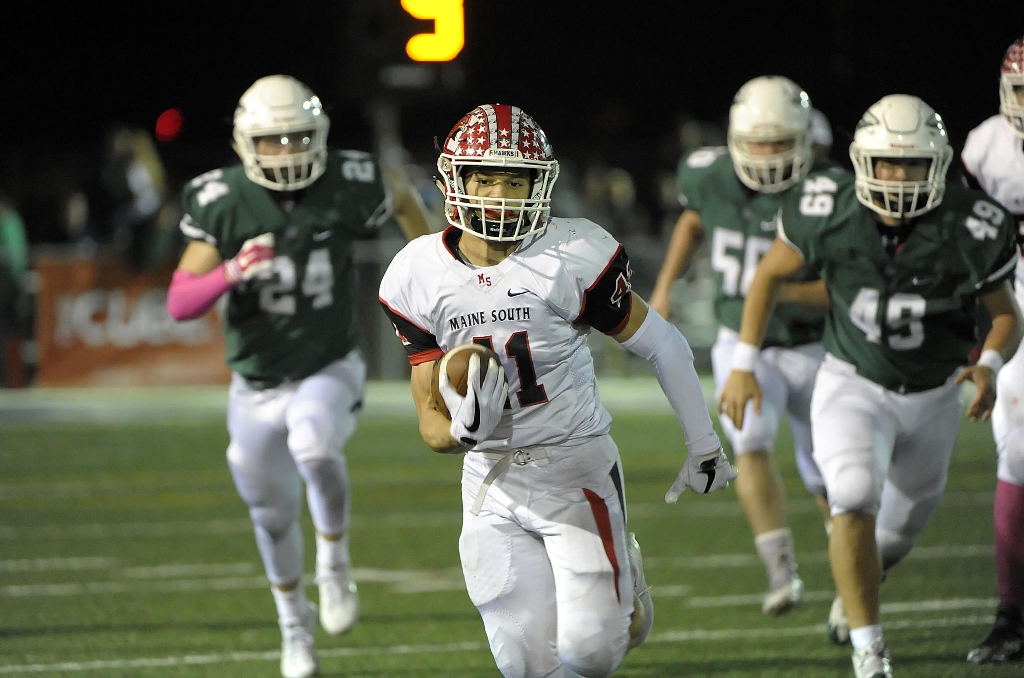Chicago Area High School Football Week 9 Rankings