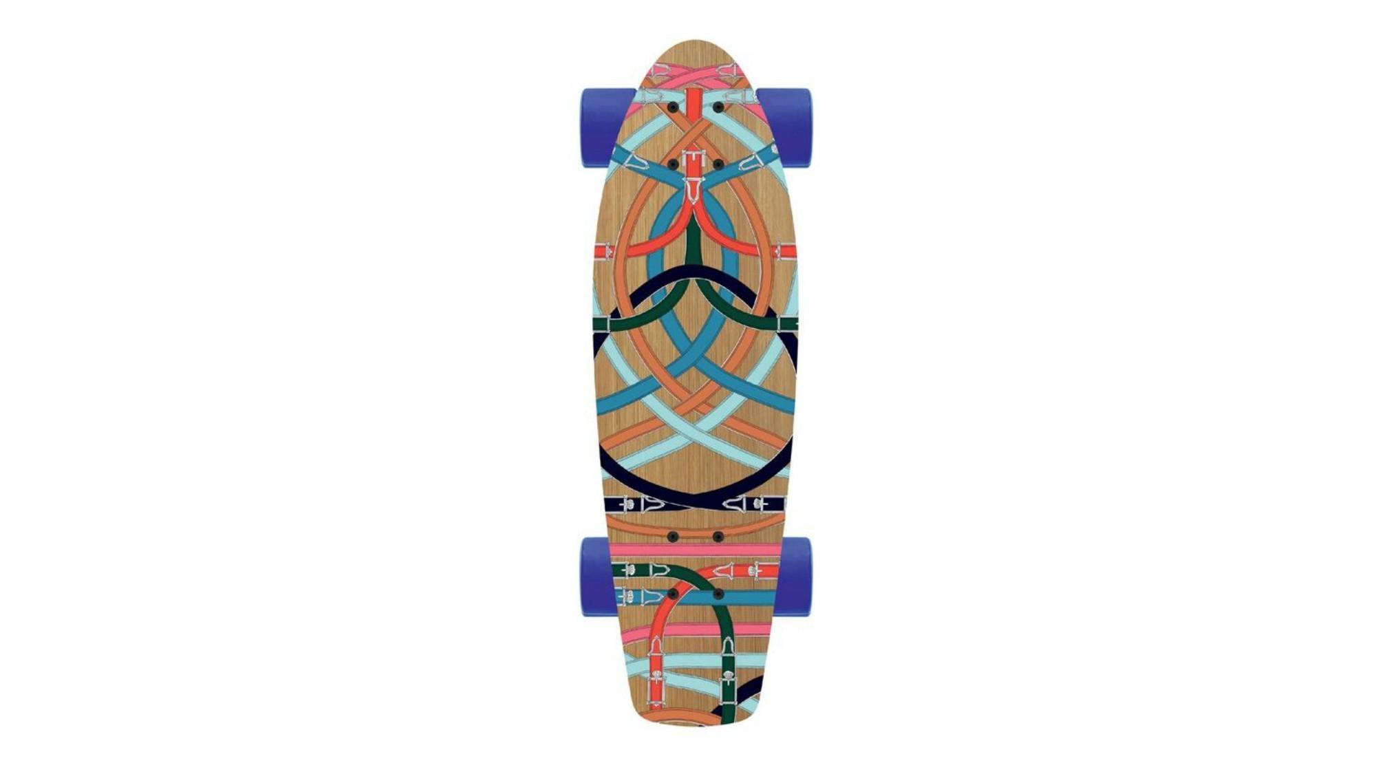 Hermès skateboard.