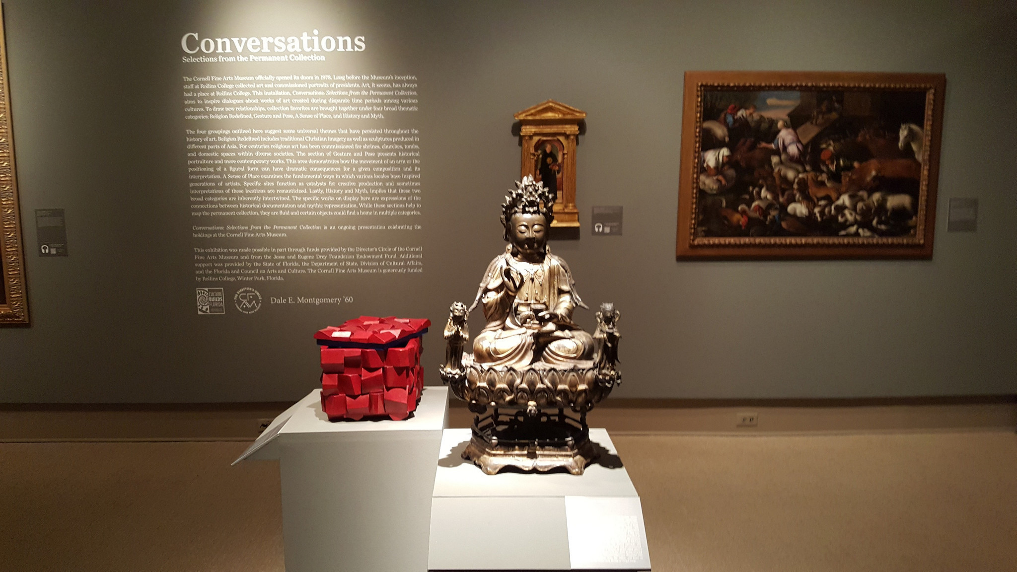 Morning adventures at the Cornell, Morse and Polasek museums in ...