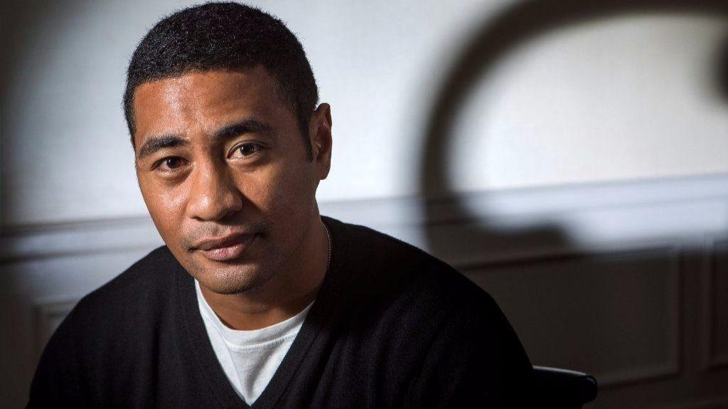 "Beulah Koale stars in ""Thank You for Your Service,"" in which he plays a soldier who has returned from Iraq with PTSD."