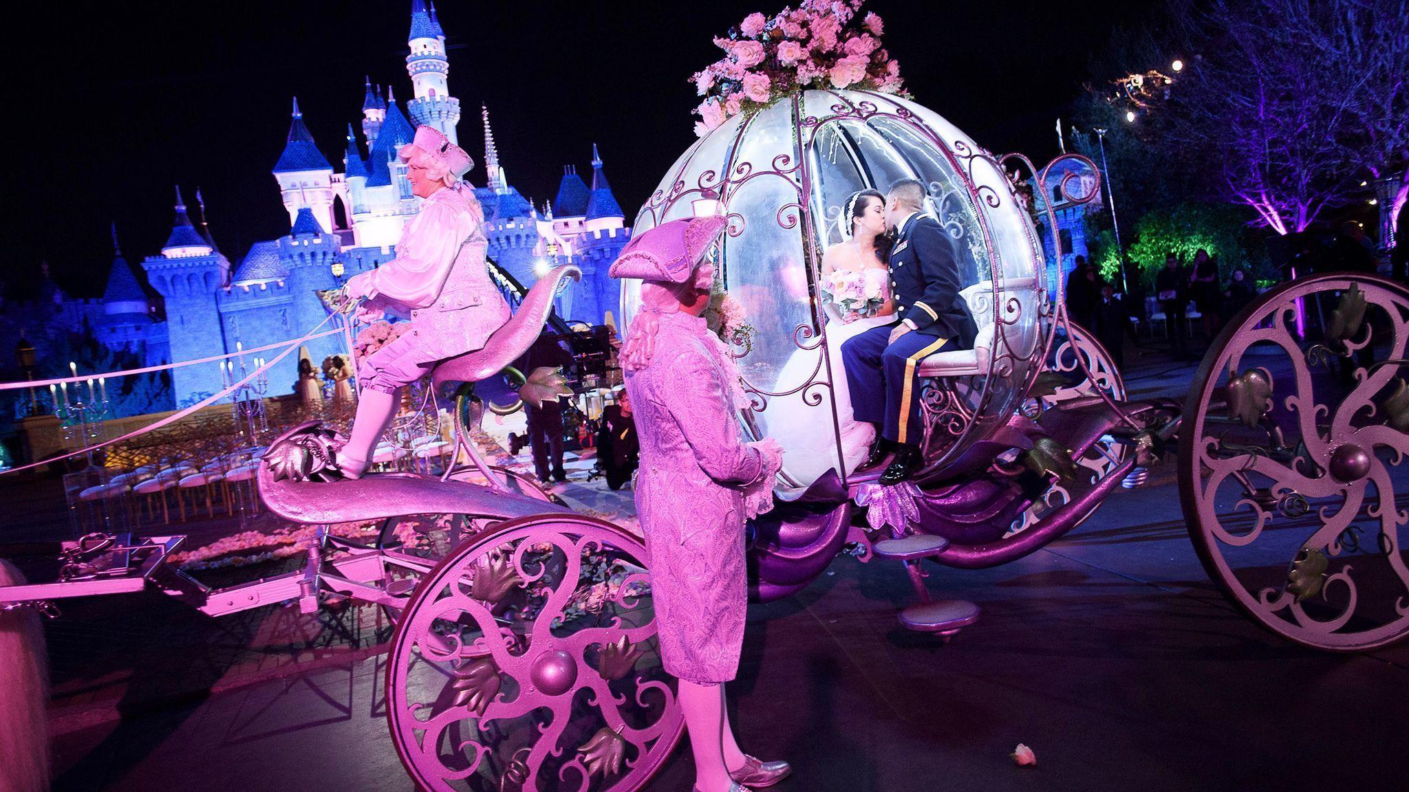 Disney S Fairy Tale Weddings Becomes Series Disney