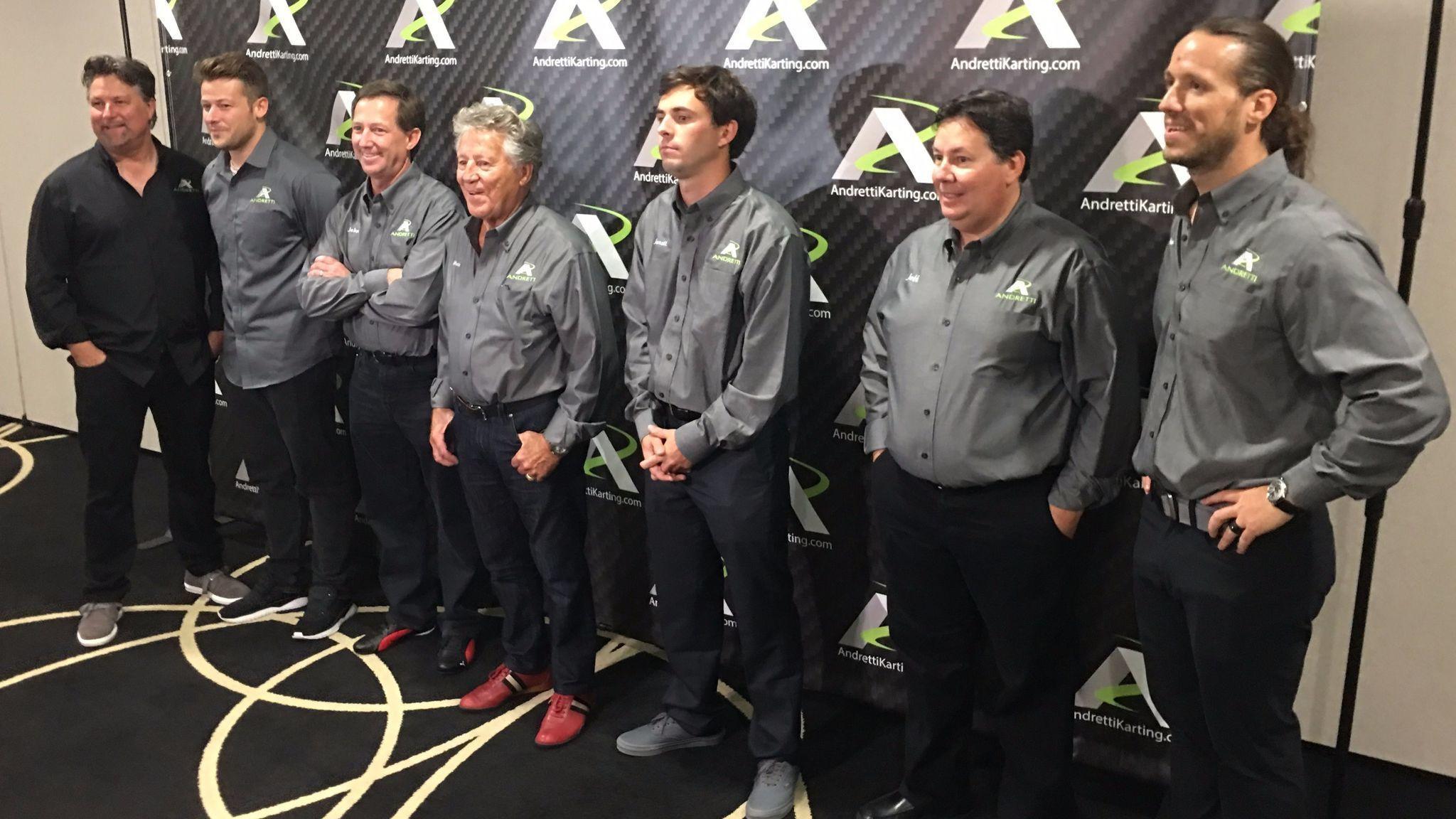 Mario Andretti On Orlando Expansion I M Pinching Myself