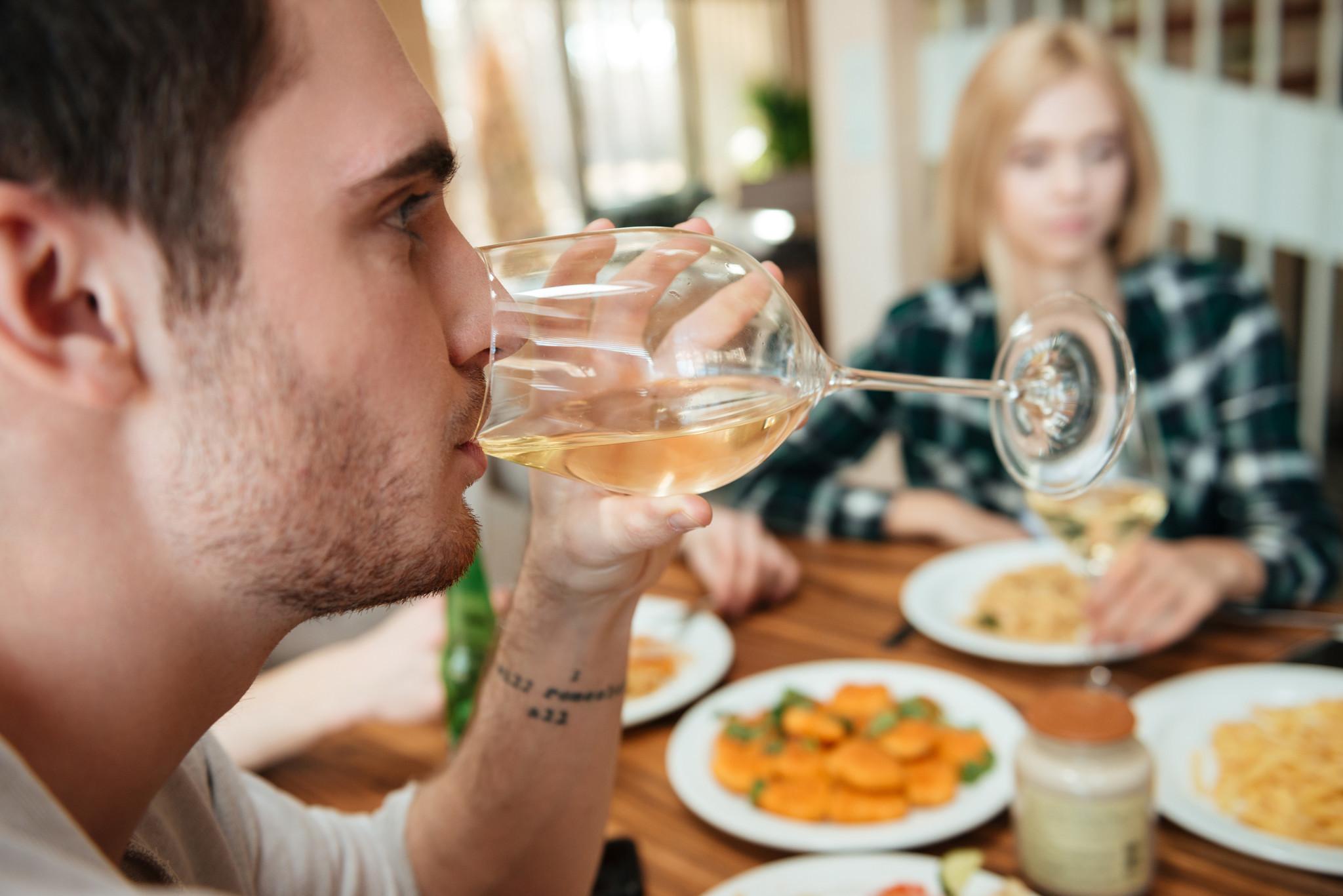 Hide Your Wine Studies Show Seeing Parents Drink Upsets