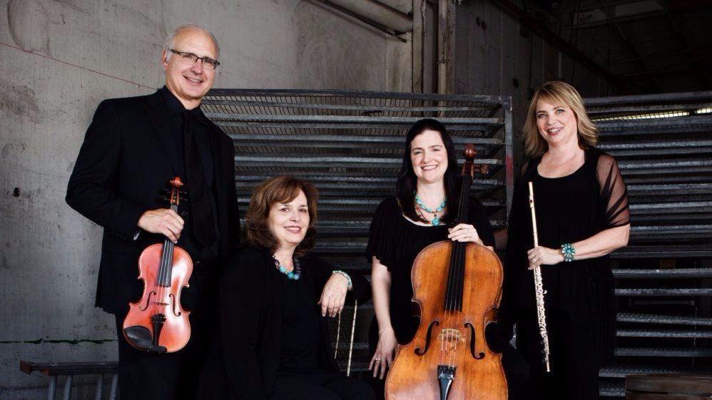The Camarada Quartet