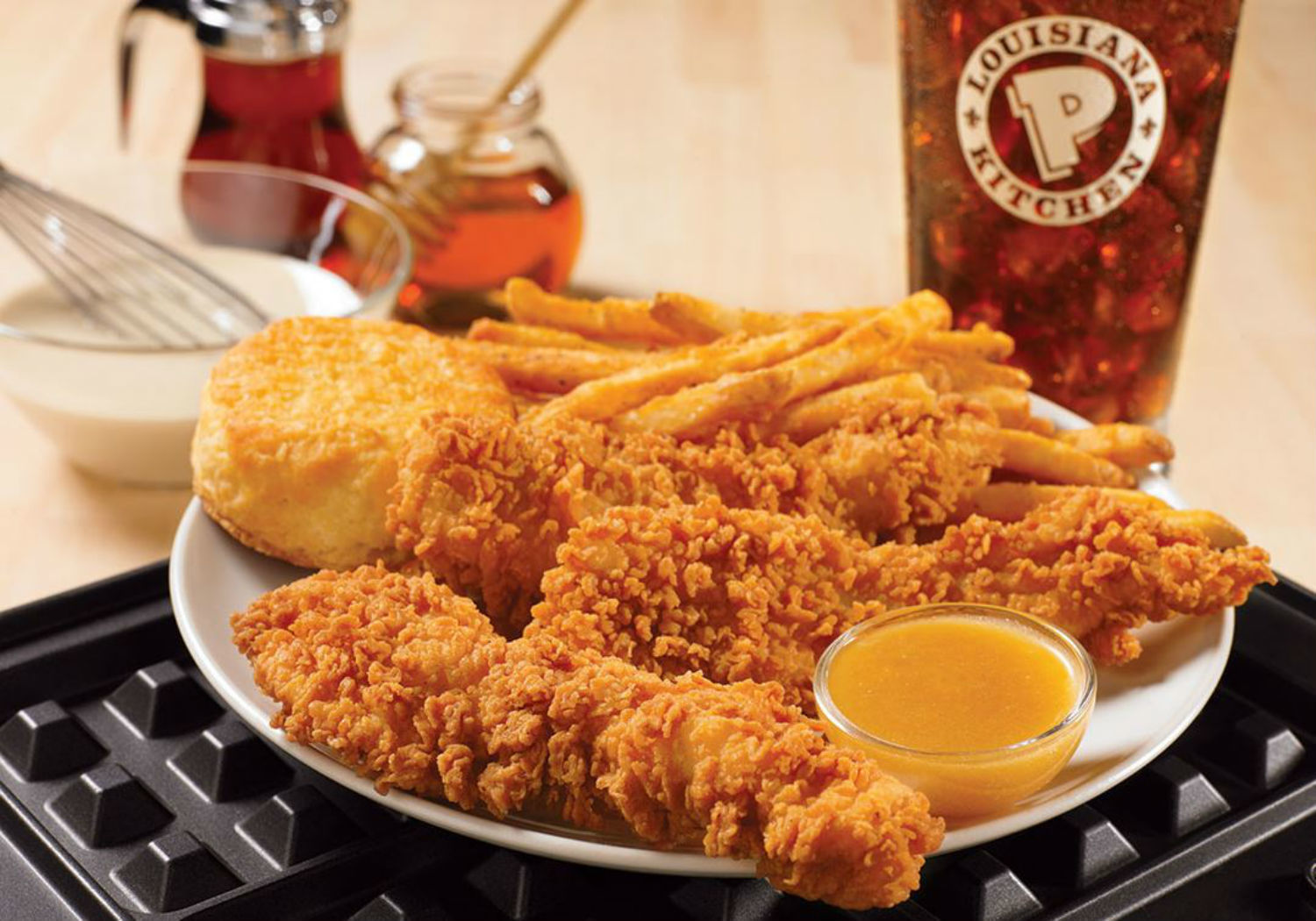 This California Restaurant Is Proudly Serving Popeyes