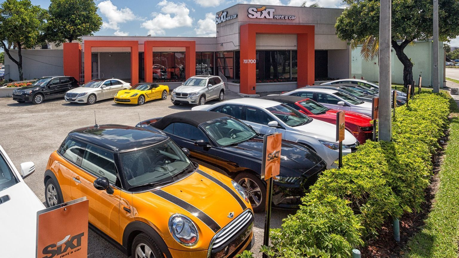 Sixt Car Rental Miami: Sixt Car Rental To Create 300 Jobs In New Fort Lauderdale