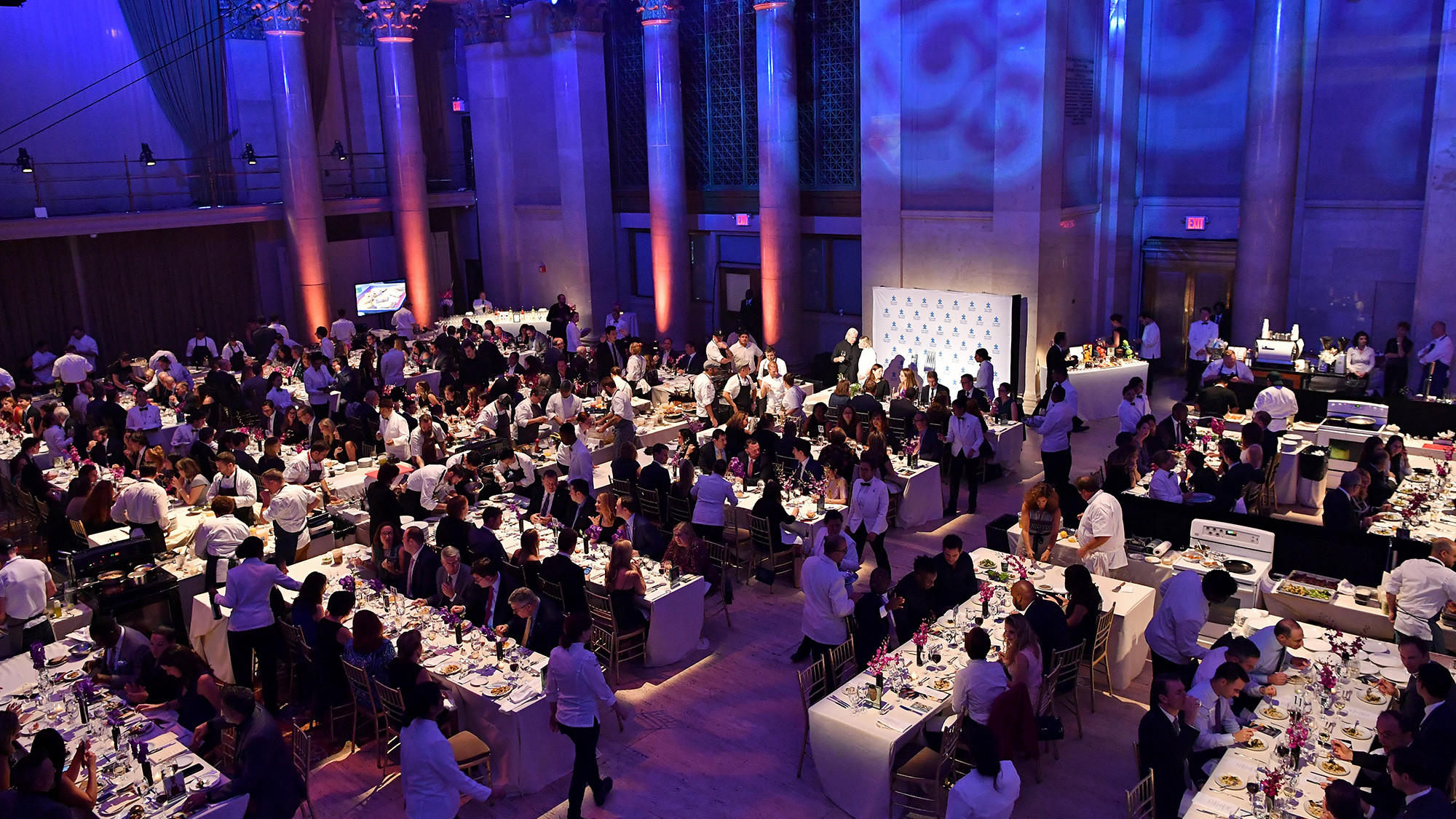 Autism Speaks Celebrity Chef Gala on Wall Street