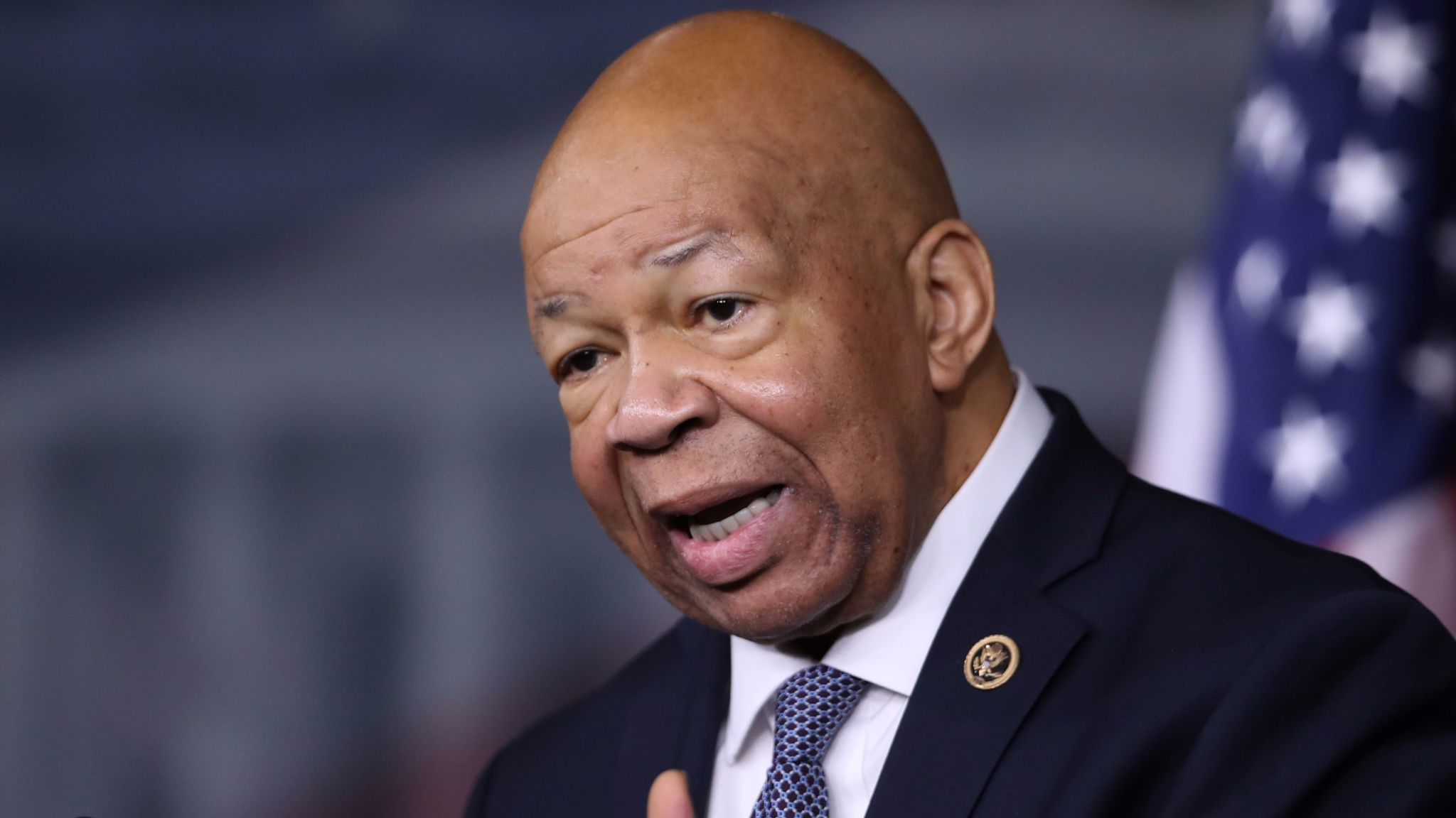 Elijah Cummings Presses GOP To Continue Questioning Private Email Use In White House