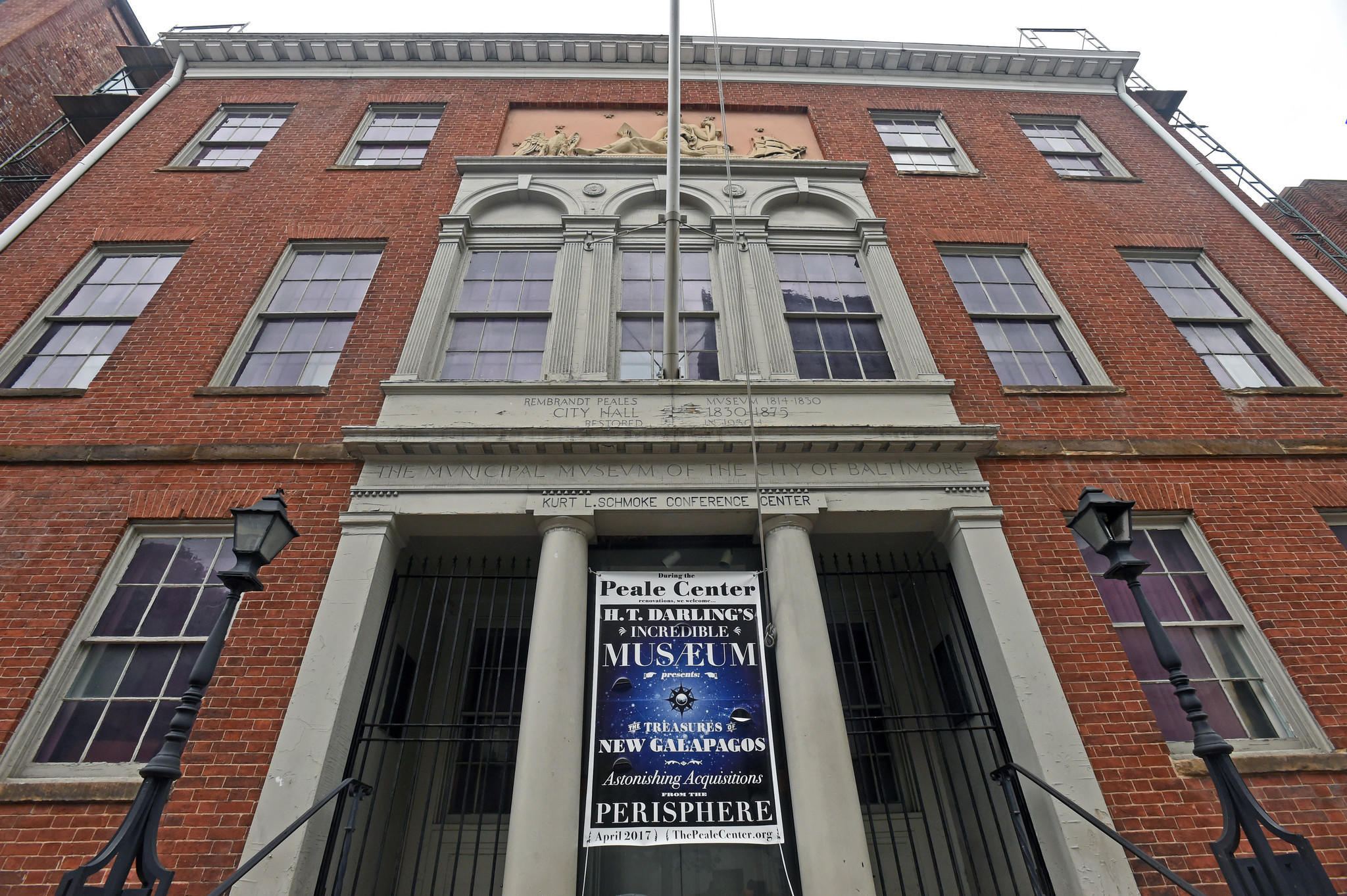 Jacques Kelly Peale Center Shines In A New Light