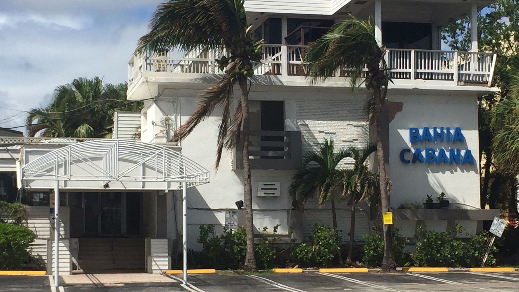 Hurricane Irma Erodes September Hotel Visits In Parts Of South Florida Some Properties Remain Closed Sun Sentinel