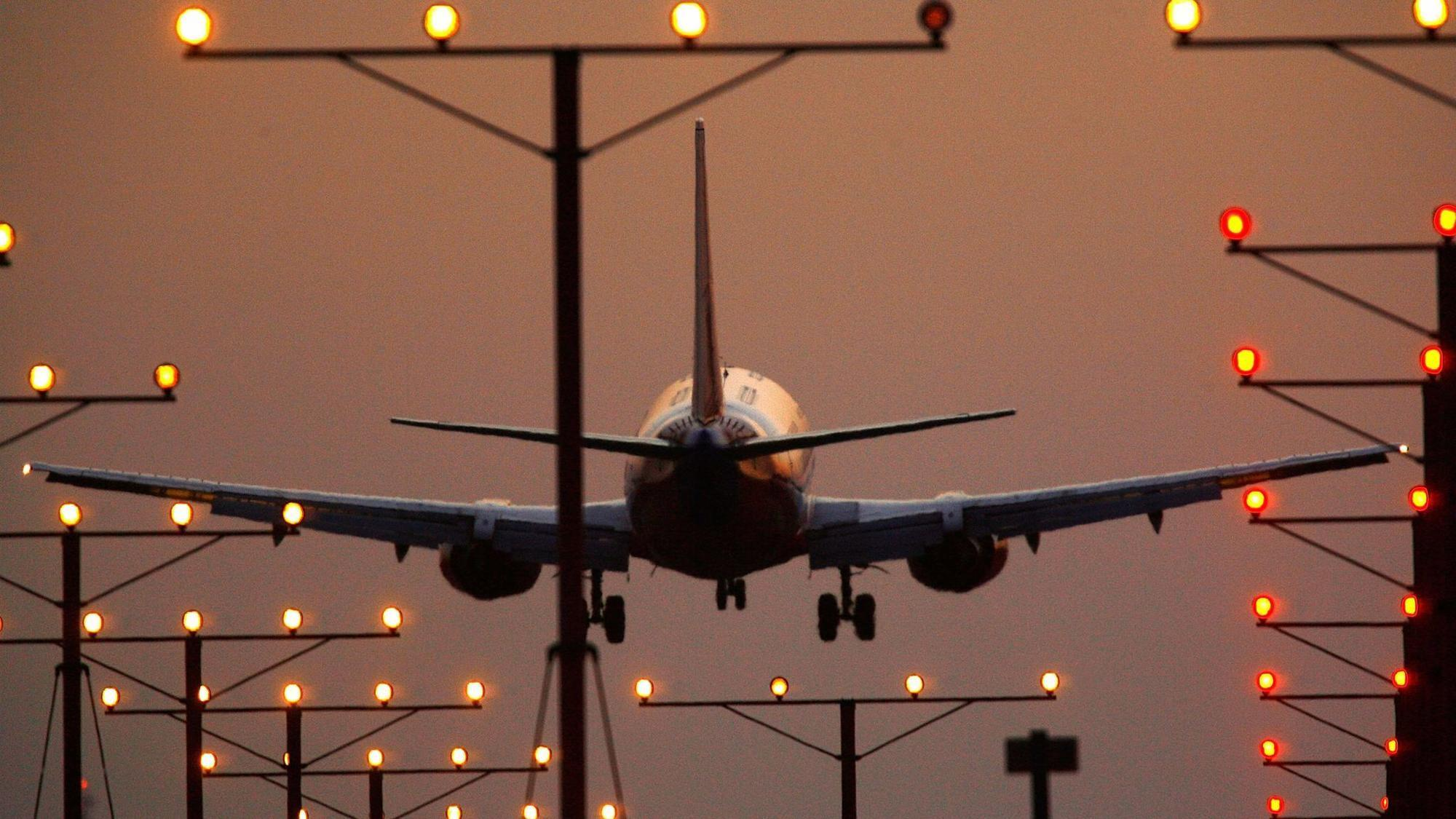 'It's a Superhighway Above Our Heads': South L.A. Residents Vexed By New LAX Flight Paths