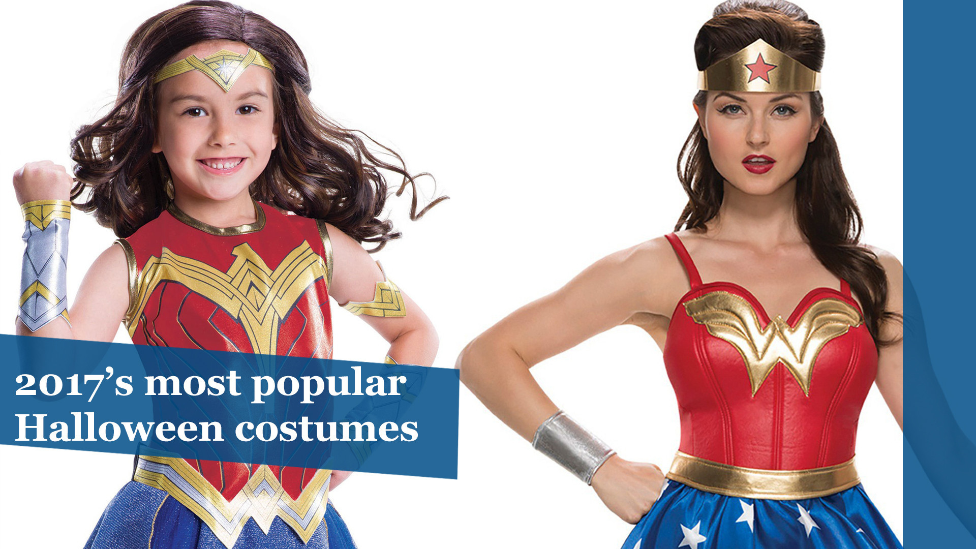 The most popular adult halloween costume