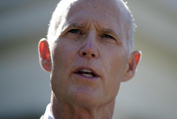 Scott Pushes For Record Environmental Funding