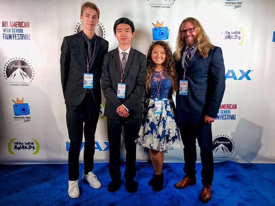 CCA films screened at All-American High School Film Fest ...