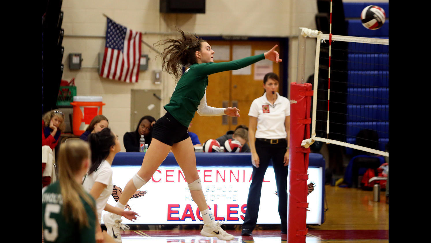 Atholton volleyball edges Centennial to win first county ...