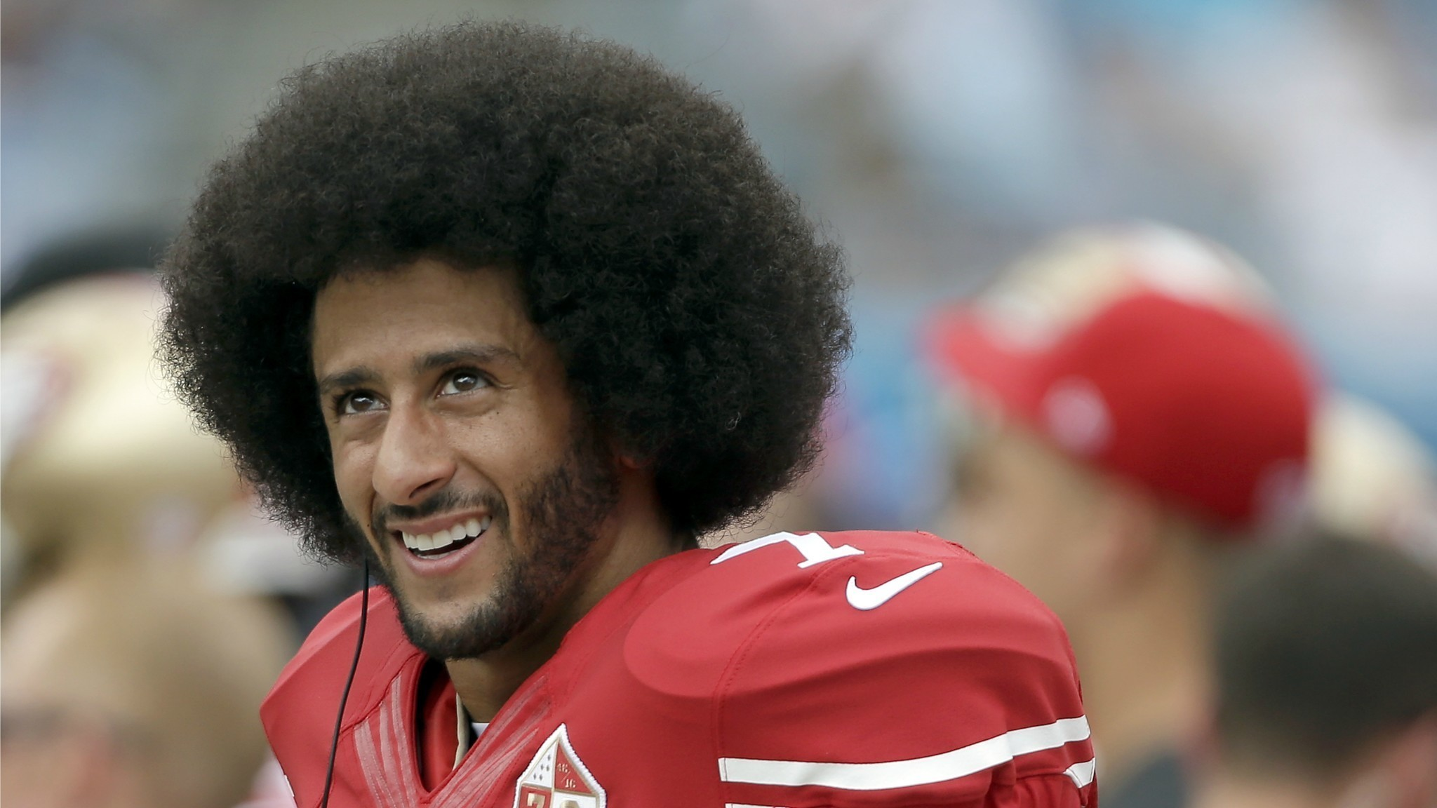Colin Kaepernick Rumored To Land A Million-dollar Book