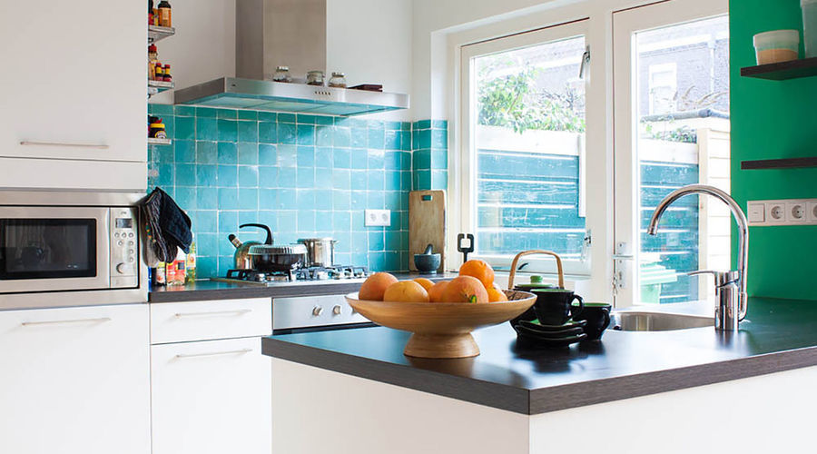 Small Kitchen Design Ideas And Solutions: 8 Creative Small-space Kitchen Solutions And Designs