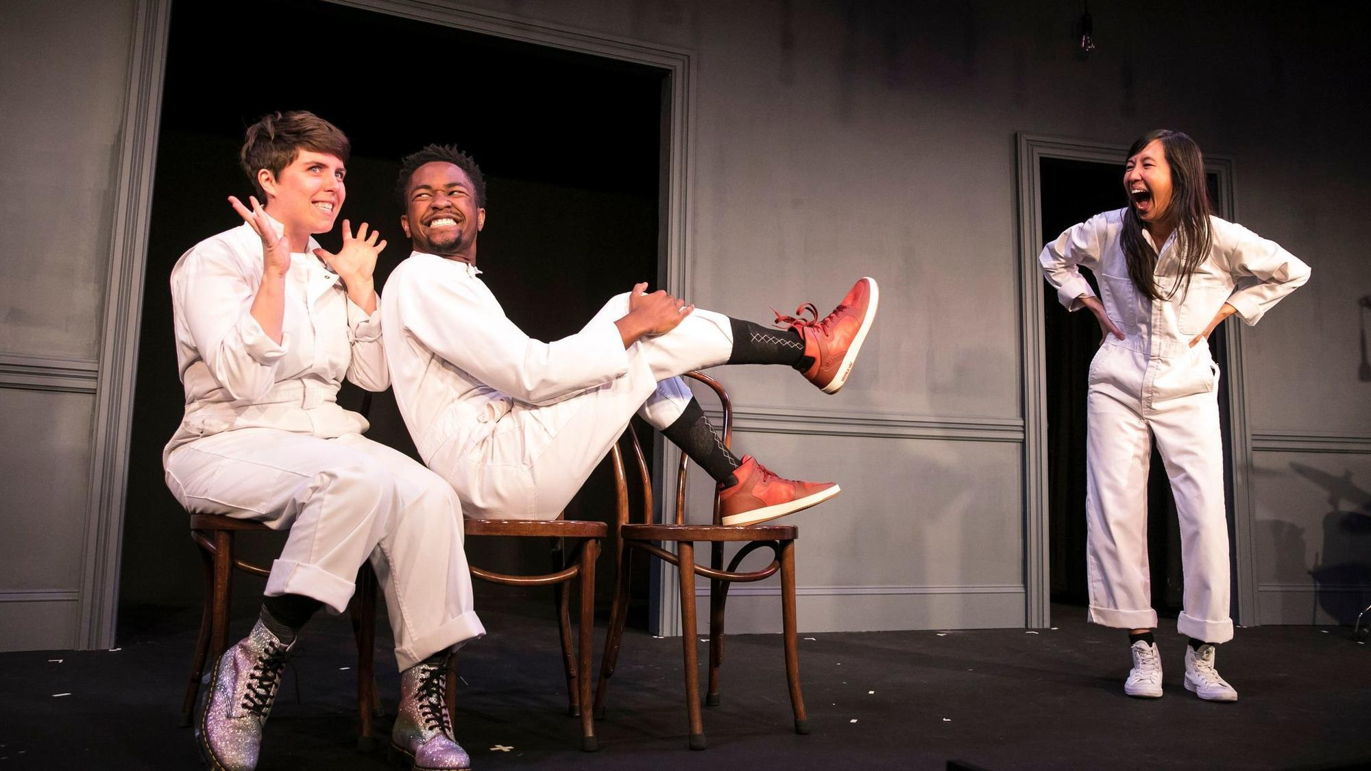 At Second City Dream Freaks Fall From Space Offers Hope